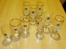 9 Gläser Biergläser Biertulpen Radeberger Pilsner Export * auch Goldrand