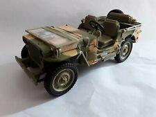 Jeep Willys MB * WW II * MEDIC * 1:18 Auto World