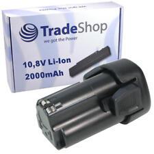 Trade-Shop AKKU für Black&Decker 10,8V 2000mAh LiIon für BL-1510 BL-1310 BL-1110