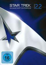 Star Trek - Raumschiff Enterprise: Season 2.2, Remastered [4 DVDs] (OVP)