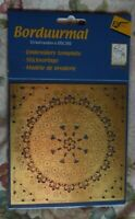 Erica/Fortgens/Multi/stencil/Circle/Frame/emboss/Embroider/4.050.350