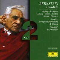London Symphony Orchestra - Leonard Bernstein: Candide [CD]