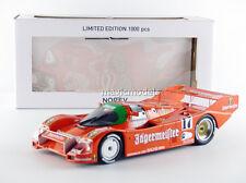 Norev Porsche 962 Winner 1000km Spa Jägermeister 1986 #17 1/18 LE of 1000 New!