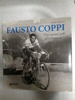 Book Fausto Coppi A Man Only The Comando Paolo Treed Joints Cycling