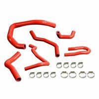 92-00 Civic EG EK D15B1 D16Y D16 Red Engine Torque Damper Brace Kit Del Sol D16