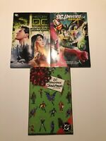 Dc Universe Graphic Novel Tpb Lot