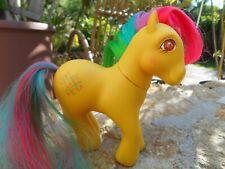 mon petit poney my little pony HASBRO G1 TIC TAC TOE TWINKLE EYES 1987 VINTAGE