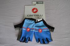 Castelli Velocissimo Giro Glove Herren Fahrradhandschuhe blau Gr.S