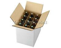 15 Stücke Karton Versand 12 Flaschen - Wein - Liköre mit Separator