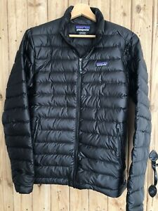 Patagonia Men's Down Sweater Jacket - Size Small - Black - BNWT - rrp £210