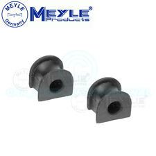 2x Meyle (Germany) Anti Roll Bar Bushes Front Axle Left & Right No: 714 710 0000