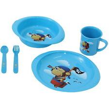 Koch- und Ess-Sets für Kinder in Blau