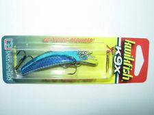 Bouchons et poissons nageurs argentées pour la pêche