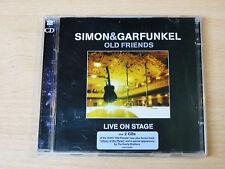 Simon & Garfunkel/Old Friends Live On Stage/2004 2x CD Album
