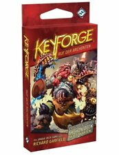 Keyforge RUF der Archonten Deck (tedesco) Fantasy Flight Games Chiave Forge