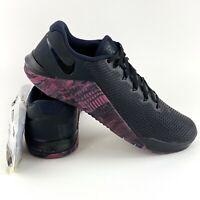 Nike Metcon 5 Sunset Pulse Men's Size 10 Cross Training Shoes Black AQ1189 006