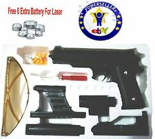 Laser Air Sport Gun Toy1:1 REALSCALEFor Kids + FREE Extra 6 Battery+1pack bullet