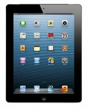 Apple iPad 3rd Gen 64GB BLACK WiFi + Cellular (3G/4G) RETINA Unlocked EXTRAS UK