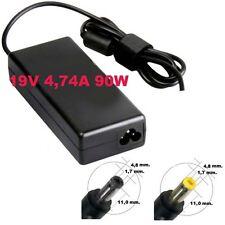 Alimentatore carica-batteria x HP COMPAQ 6520S, 6720S, 6820S (Spinotto 4,8x1,7)