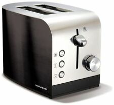 Morphy Richards Toasters with Cancel Button and 2 Slices