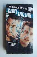 Chill Factor VHS Video Tape