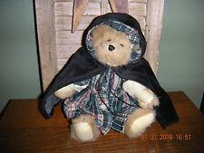 """Boyds Bears Plush (Fall 1995) ~ 8"""" Bailey ~ Fall Bear Style #9199-04"""