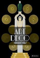 Art Deco New Hardcover Book Norbert Wolf