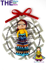New Worry Doll Boy 5cm with Story