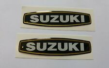 ***Suzuki Gel Domed Decals*****
