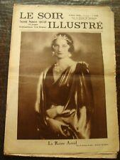 Le Soir Illustré - La Reine Astrid - Second Numéro Spécial - 03/03/1934