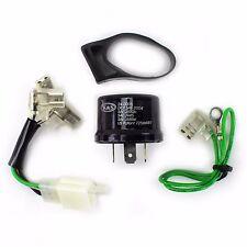 K&S LED Flasher Blinker IC Relay Kit DOT Approved 16V 15A ATV UTV Yamaha