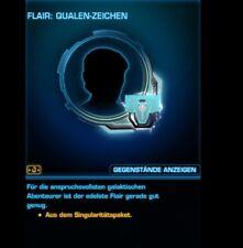 SWTOR - Flair - Qualen-Zeichen - Tulak Hord - Credits