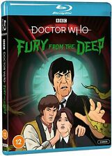 Doctor Who Fury from the Deep (1968) Blu-Ray New (Please Read Full Description)