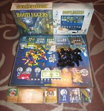 Bootleggers Mobsters Money Mayhem Board Game Eagle Games 2004