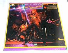 Millie Jackson: Live and Uncensored  [ new Still Sealed Cutout Copy]  2 LP set