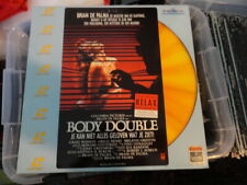'Body Double' 1990 Dutch Edition Laser Disc -PAL-