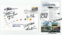 US Stamps First Day of Issue 2011 With Autograph Ceremony Cover