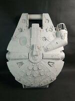 Star Wars Millennium Falcon Action Figure Plastic Storage Carry Case 1997 Mint