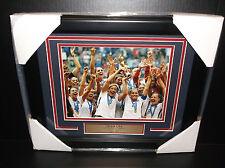 2015 WOMEN'S WORLD CUP TEAM USA CHAMPIONS FRAMED 8X10 PHOTO  ALEX MORGAN SOLO #3