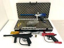 Paint Ball Gun Set With Case