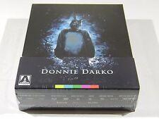 DONNIE DARKO SPECIAL EDITION 4-DISC-SET ARROW VIDEO NEW SEALED BLU-RAY BOX-SET