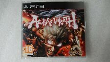 Asura's Wrath PS3 PROMO Game Rare for Sony PlayStation 3.