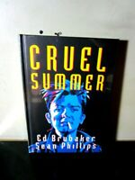Cruel Summer Hardcover Ed Brubaker Sean Phillips New SEALED Image Comics