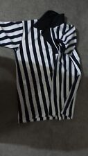 Vintage Black and White Referee's Jersey SZ XXL From Don Alleson Athletic