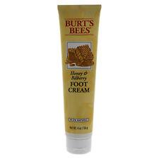 Honey & Bilberry Foot Cream by Burt's Bees for Unisex - 4 oz Cream
