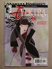 Elektra Glimpse & Echo #1 Marvel Knights 2002 Series 9.2 Near Mint-