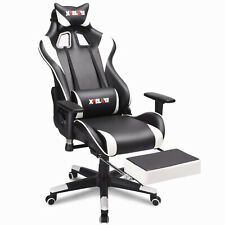 New ListingErgonomic Office Chair Computer Gaming Chair Recliner Racing High-back Swivel