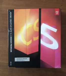 Adobe Creative Suite 5.5 Design Premium Upgrade-Version