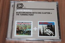 John Mayall-Bluesbreakers With Eric Clapton + The Turning Point (2xCD) (Neu+OVP)