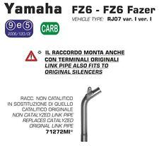 SUPPRIME-CATALYSEUR ARROW YAMAHA FZ6 FAZER 2004/05/06 - 71272MI